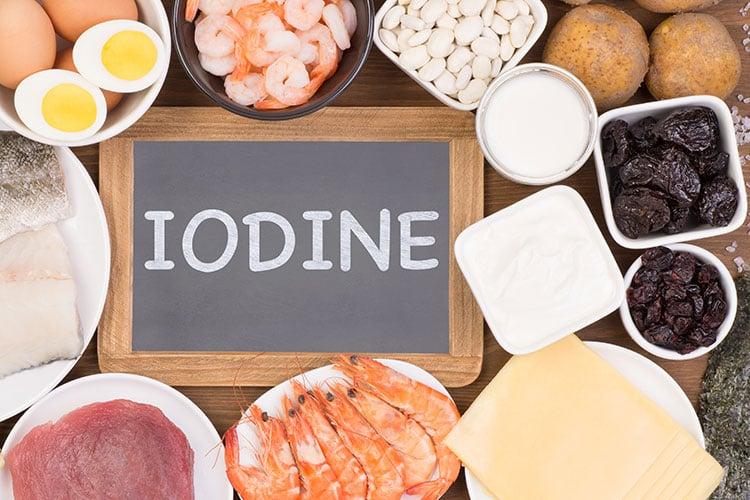 Iodine deficiency – a serious concern