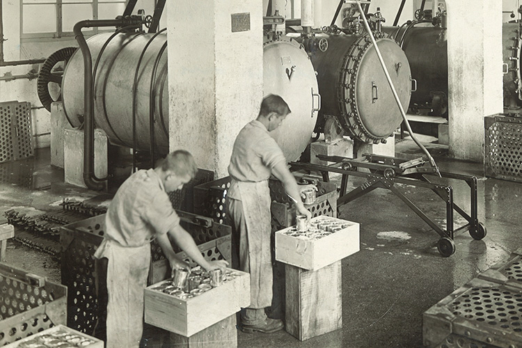 HOCHDORF and condensed milk – a snapshot of Swiss industrial history