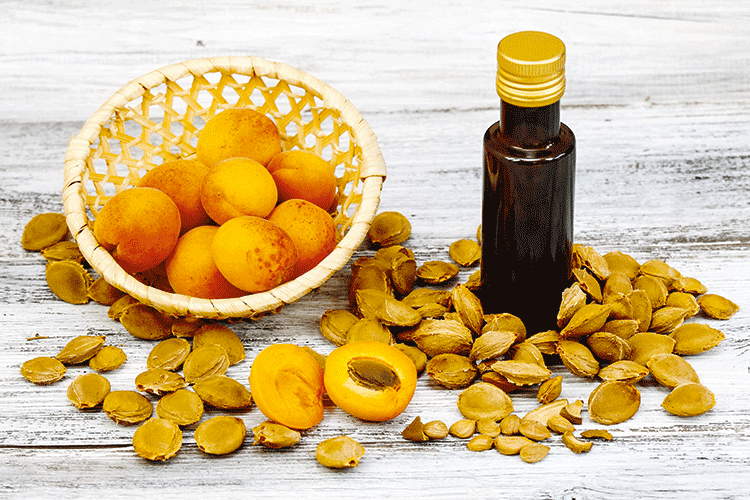 Apricot kernels: packed with goodness