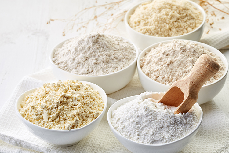 Protein-rich vegetable flours – the healthy alternative with a bright future